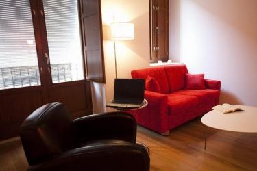 Hotel Apartamentos Premium Alicante: Salotto ALICANTE - COSTA BLANCA