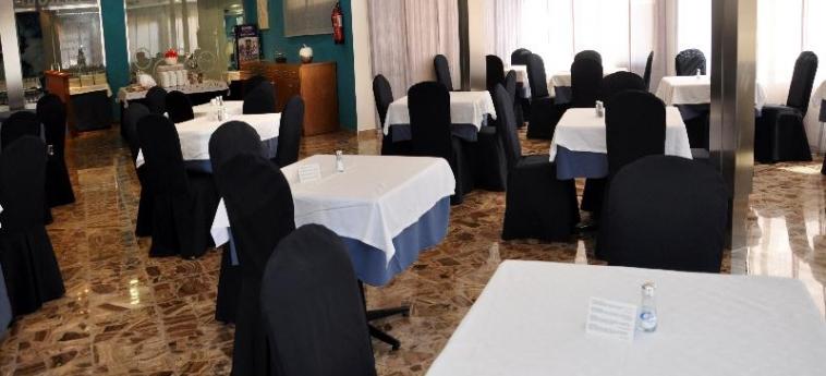 Hotel Castilla Alicante: Ristorante ALICANTE - COSTA BLANCA