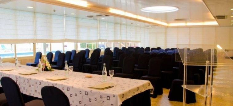 Hotel Castilla Alicante: Sala Conferenze ALICANTE - COSTA BLANCA