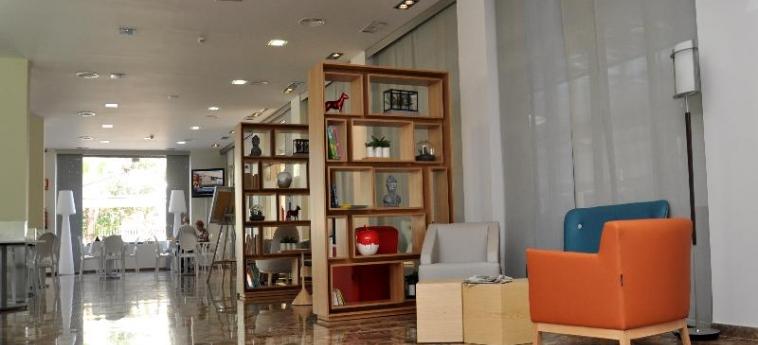 Hotel Castilla Alicante: Bar ALICANTE - COSTA BLANCA