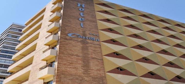 Hotel Castilla Alicante: Exterieur ALICANTE - COSTA BLANCA