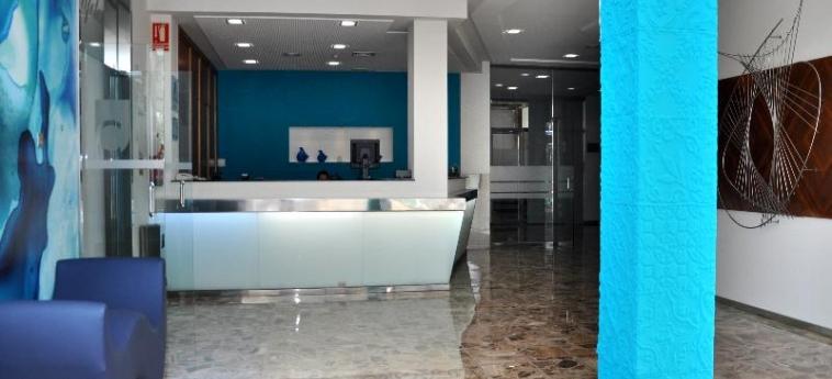 Hotel Castilla Alicante: Lobby ALICANTE - COSTA BLANCA