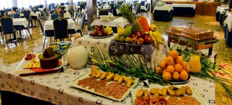 Hotel Castilla Alicante: Restaurant ALICANTE - COSTA BLANCA
