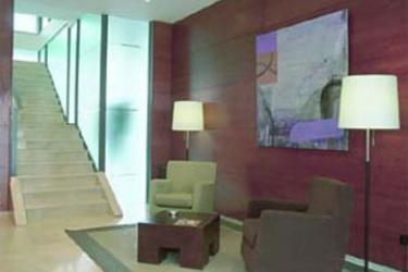 Hotel Ac Petrer: Lobby ALICANTE - COSTA BLANCA