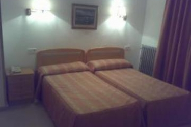 Hotel Santa Faz: Chambre jumeau ALICANTE - COSTA BLANCA