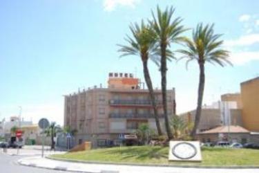 Hotel Santa Faz: Exterieur ALICANTE - COSTA BLANCA