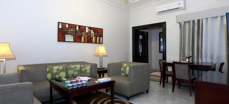 Hotel Boudl: Salotto ALKHOBAR