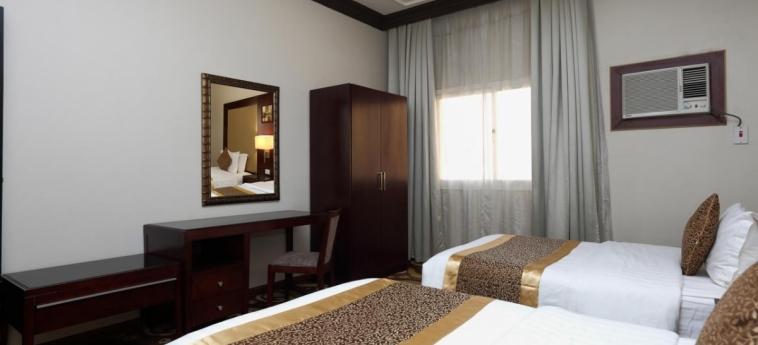 Hotel Boudl: Doppelzimmer  ALKHOBAR
