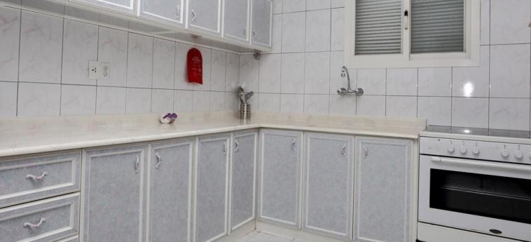 Hotel Boudl: Küche ALKHOBAR