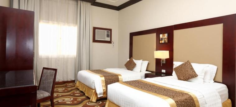 Hotel Boudl: Schlafzimmer ALKHOBAR