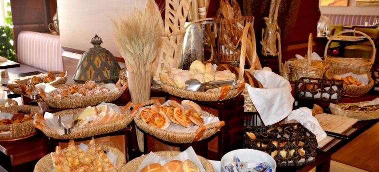 Hotel Crowne Plaza Al Khobar: Buffet ALKHOBAR