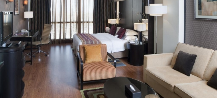 Hotel Crowne Plaza Al Khobar: Habitación ALKHOBAR