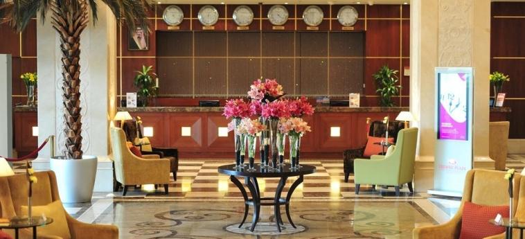 Hotel Crowne Plaza Al Khobar: Hall ALKHOBAR