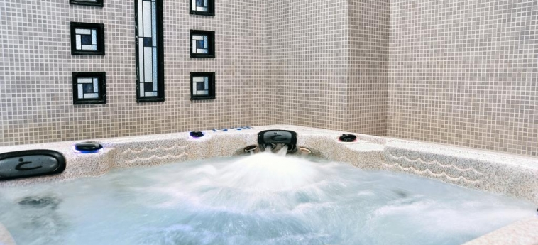 Hotel Crowne Plaza Al Khobar: Jacuzzi ALKHOBAR