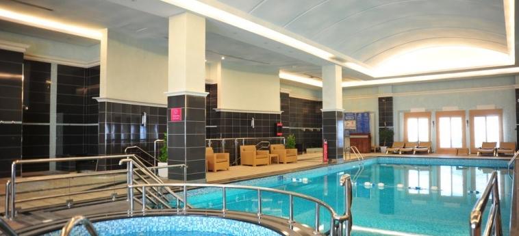 Hotel Crowne Plaza Al Khobar: Piscina ALKHOBAR