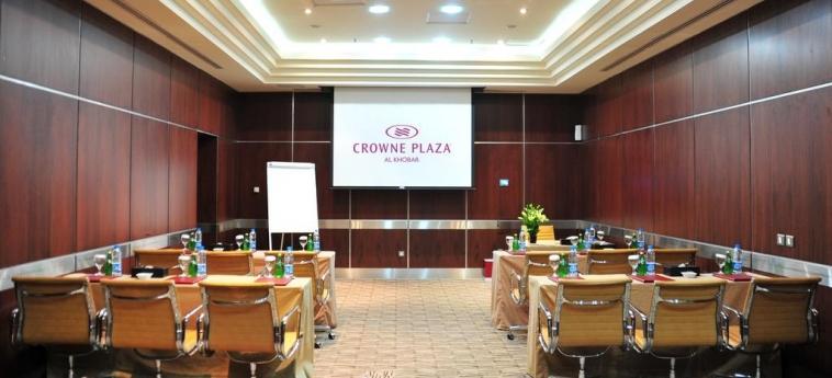 Hotel Crowne Plaza Al Khobar: Sala de conferencias ALKHOBAR