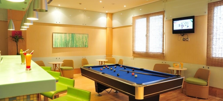 Hotel Crowne Plaza Al Khobar: Sala Relax ALKHOBAR