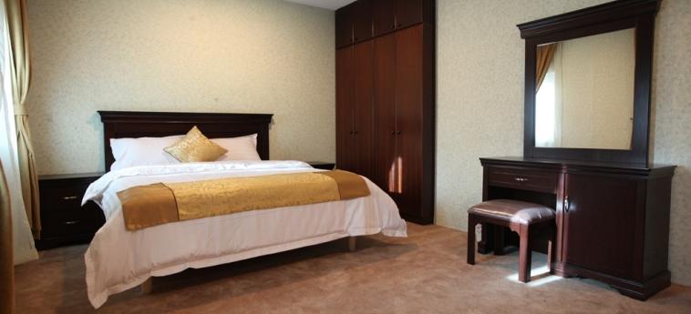 Hotel Golden Rose Al Khobar: Bedroom ALKHOBAR