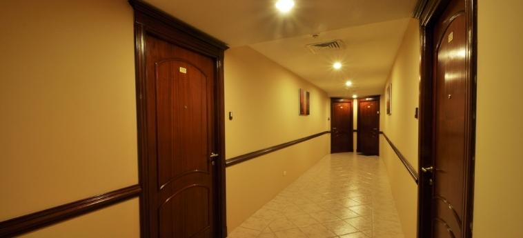Hotel Golden Rose Al Khobar: Dettagli Strutturali ALKHOBAR