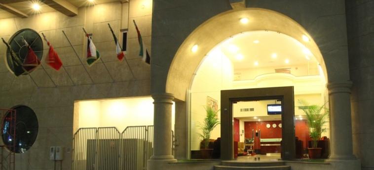 Hotel Golden Rose Al Khobar: Income ALKHOBAR