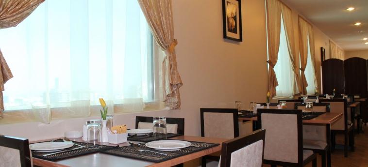 Hotel Golden Rose Al Khobar: Restaurant ALKHOBAR