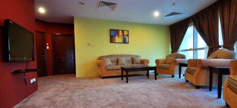 Hotel Golden Rose Al Khobar: Salotto ALKHOBAR
