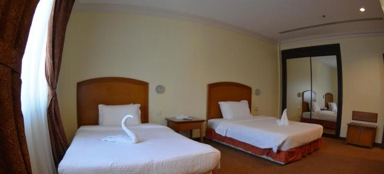 Hotel Signature Al Khobar: Chambre jumeau ALKHOBAR