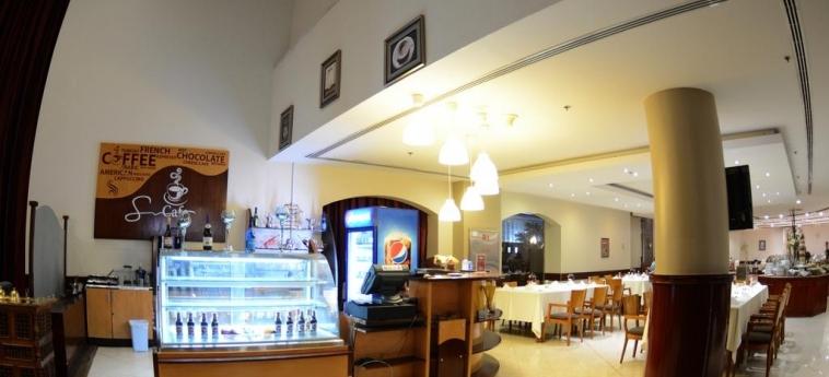 Hotel Signature Al Khobar: Restaurant ALKHOBAR