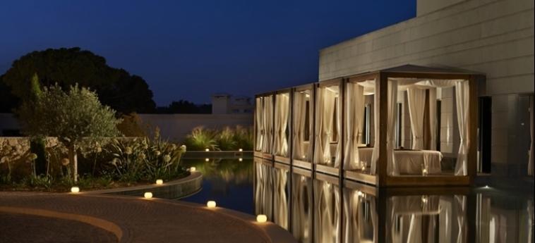 Hotel Conrad Algarve: Detalle ALMANCIL - ALGARVE