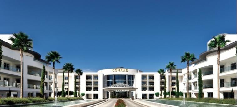 Hotel Conrad Algarve: Exterior ALMANCIL - ALGARVE