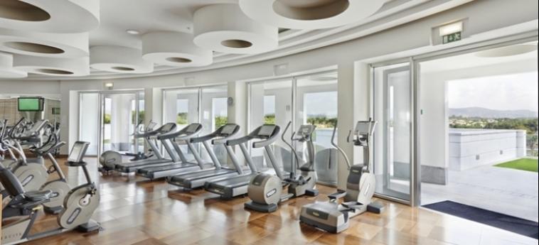 Hotel Conrad Algarve: Gimnasio ALMANCIL - ALGARVE