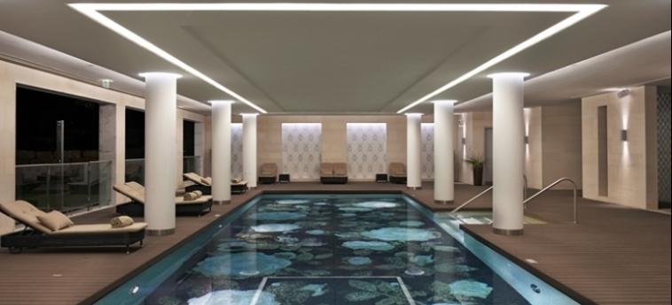 Hotel Conrad Algarve: Piscina Cubierta ALMANCIL - ALGARVE