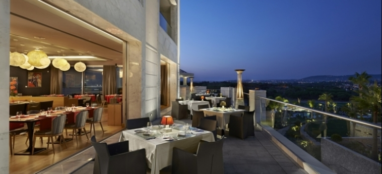 Hotel Conrad Algarve: Restaurante ALMANCIL - ALGARVE