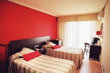 Hotel Costasol: Bedroom ALMERIA