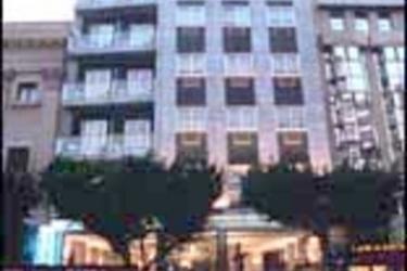 Hotel Costasol: Exterior ALMERIA