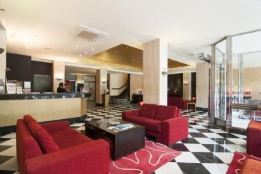 Hotel Costasol: Lobby ALMERIA