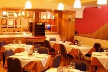 Hotel Costasol: Restaurant ALMERIA