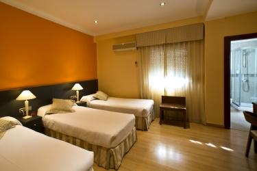 Hotel Costasol: Room - Double ALMERIA