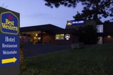 Hotel Best Western Alzey: Exterieur ALZEY