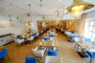 Hotel Best Western Alzey: Restaurant ALZEY