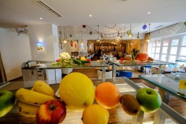 Hotel Best Western Alzey: Salle de Petit Déjeuner ALZEY