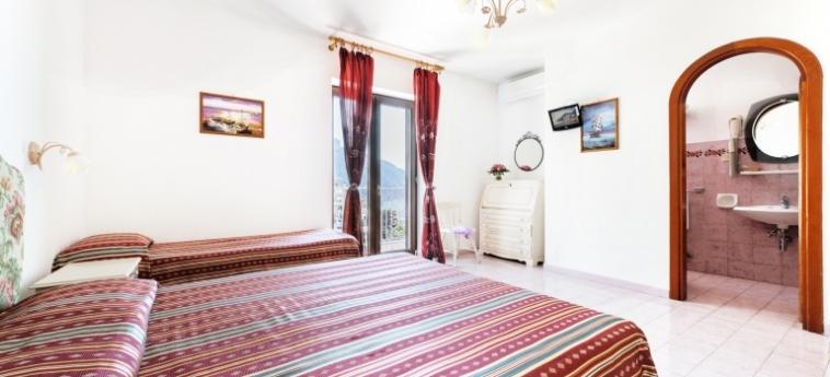 Hotel Florida Residence: Doppelzimmer AMALFI KUSTE