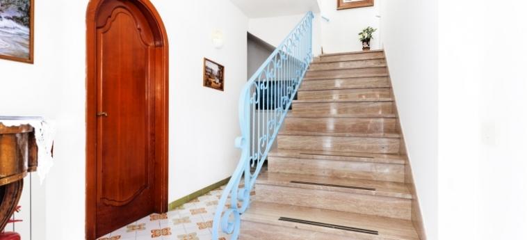 Hotel Florida Residence: Freitreppe AMALFI KUSTE