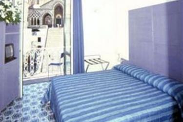 Hotel Centrale: Schlafzimmer AMALFI KUSTE