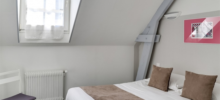 Inter-Hotel Chaptal: Chambre Double AMBOISE
