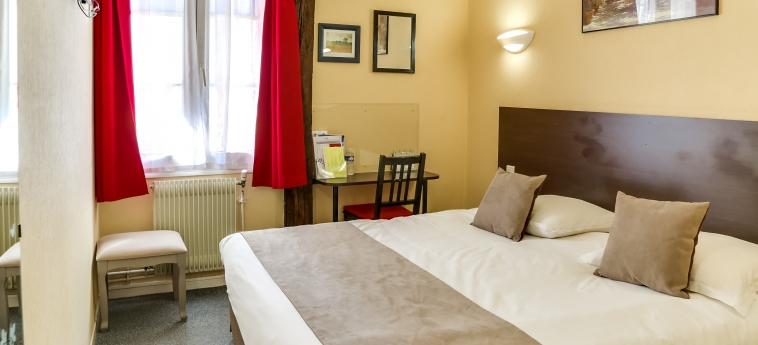 Inter-Hotel Chaptal: Chambre AMBOISE