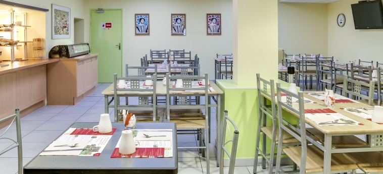 Inter-Hotel Chaptal: Salle de Petit Déjeuner AMBOISE