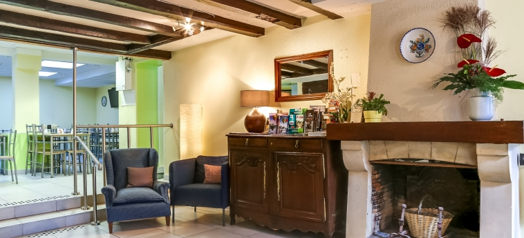 Inter-Hotel Chaptal: Salotto AMBOISE