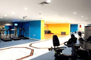 Hotel Toledo: Salle de Gym AMMAN