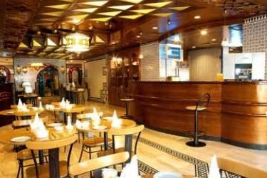 Hotel Toledo: Salle de Petit Déjeuner AMMAN